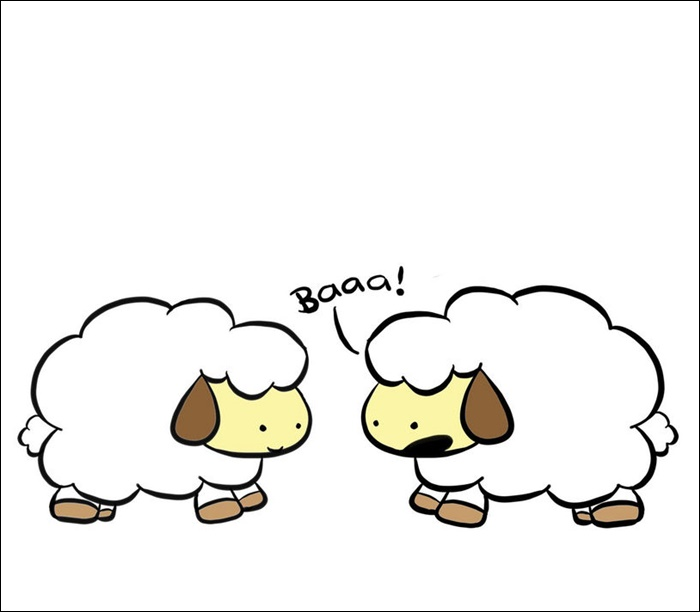 Animated Sheep Pictures