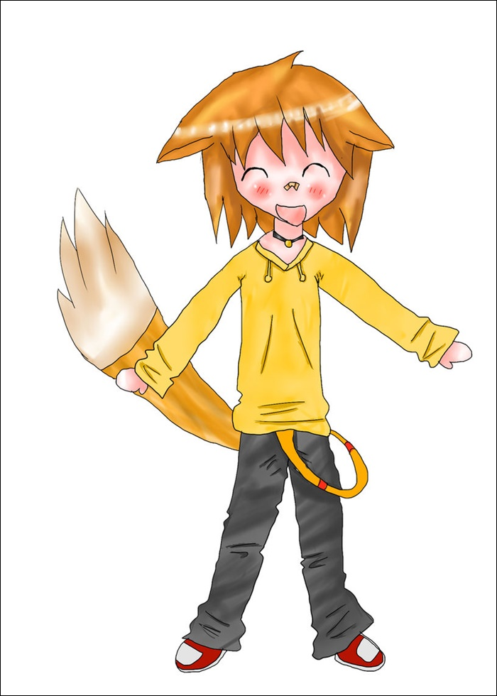 Anime Fox Animated Images