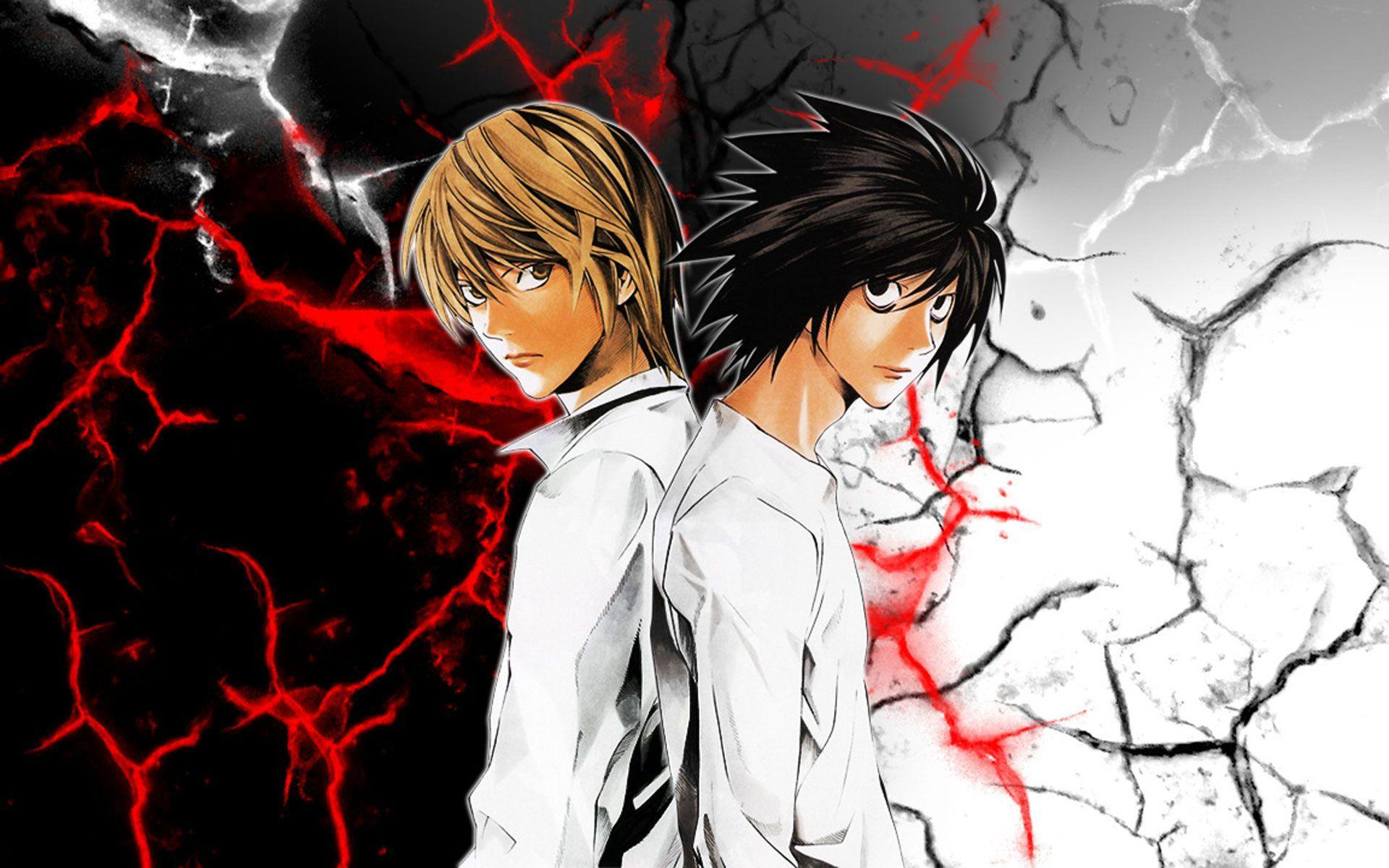 Cool Anime Death Note Images