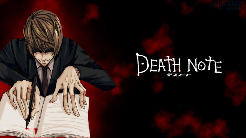 Death Note Images Wallpaper