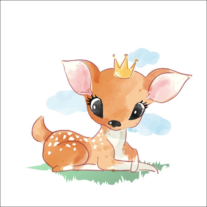 Deer Animated Images