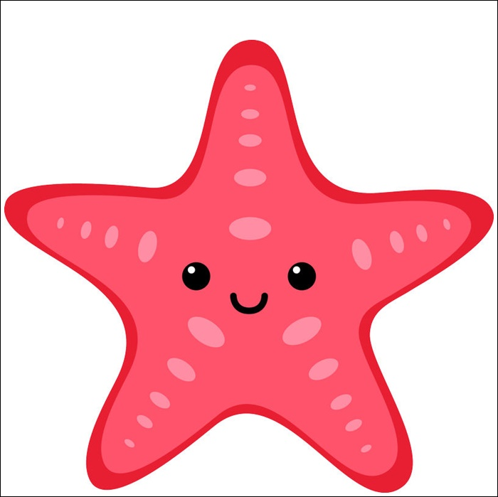 Images Of Animated Starfish
