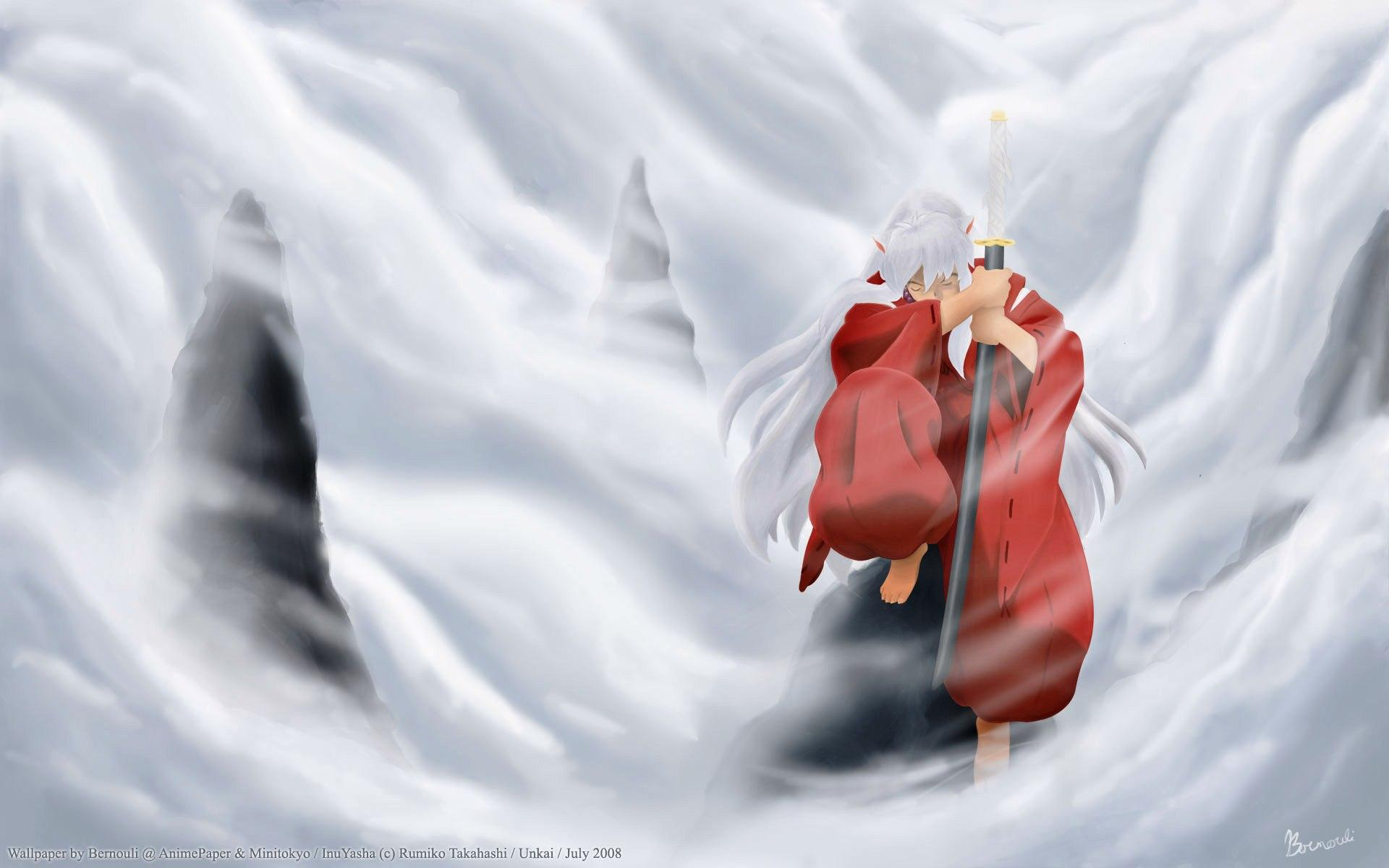 Inuyasha Cool Pictures