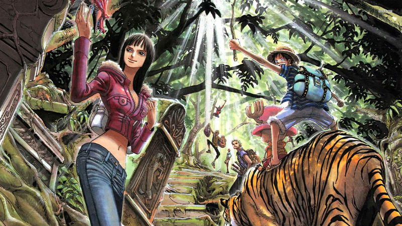 One Piece Pictures Anime