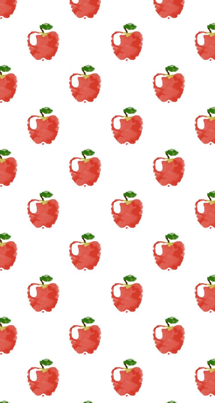 Red Apple Wallpaper Images