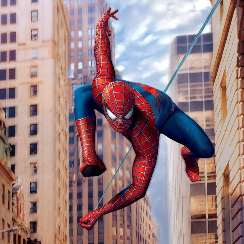 Spider Man Animated Hd Images