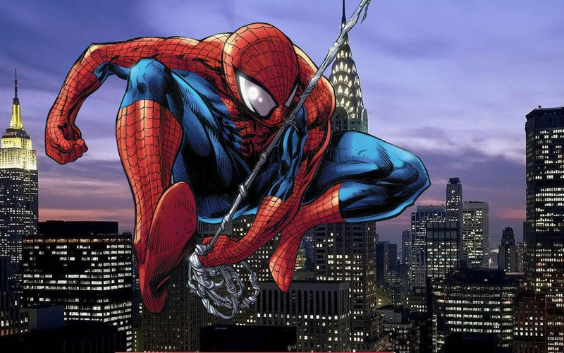 Spider Man Animated Profile Picture