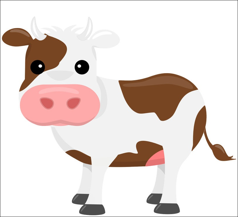 Animated Beef Cow Images