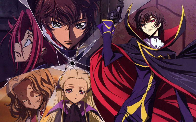 Anime Pictures Code Geass Lelouch
