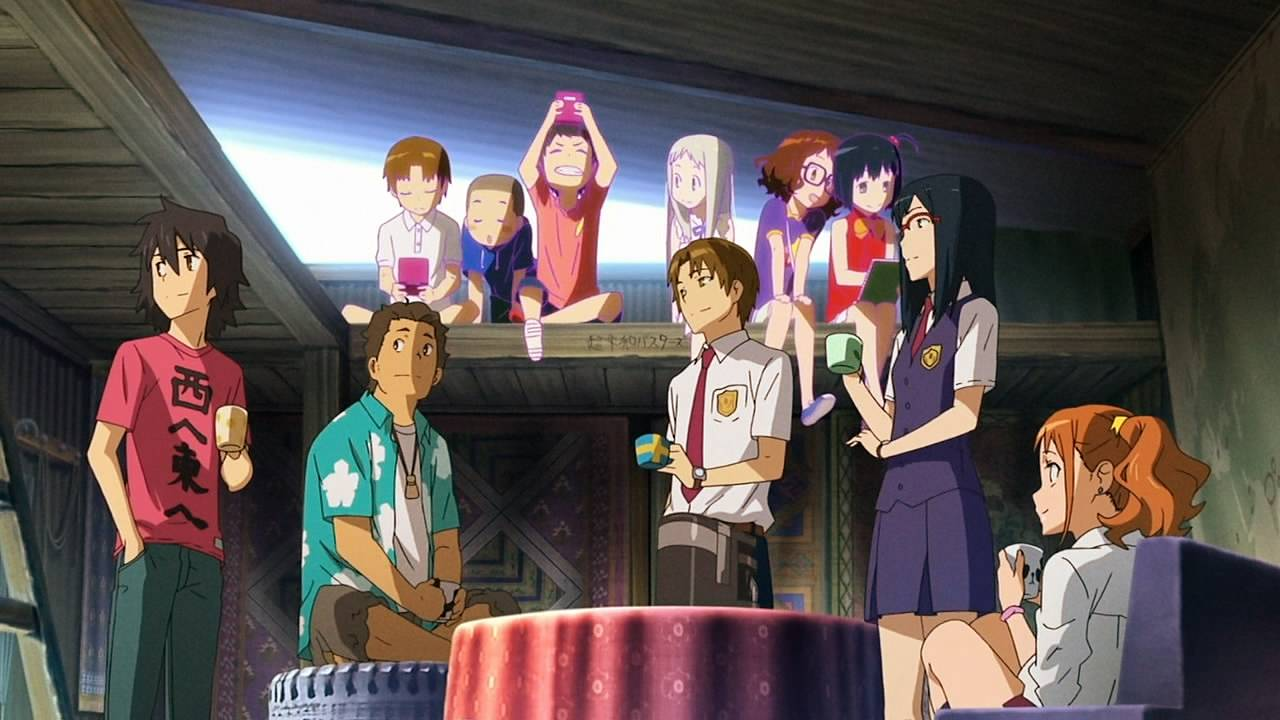 Anohana The Flower We Saw That Day Wallpapers
