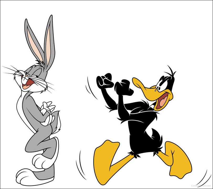 Bugs Bunny And Daffy Duck Images