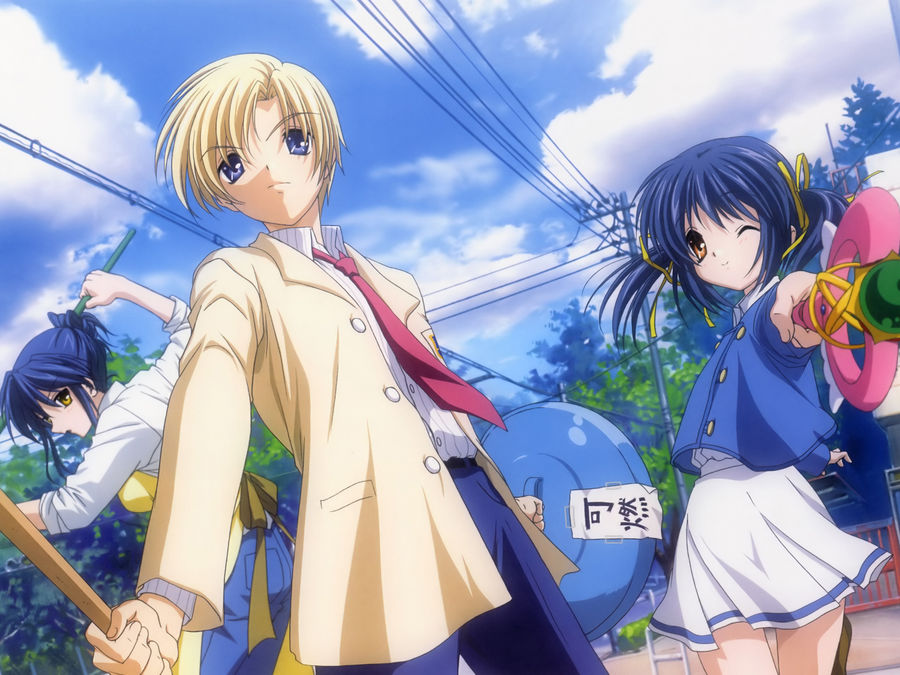 Clannad After Story Sinopsis