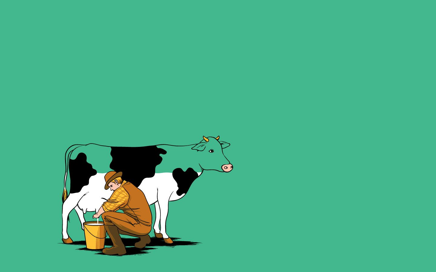 Dairy Cow Wallpapers