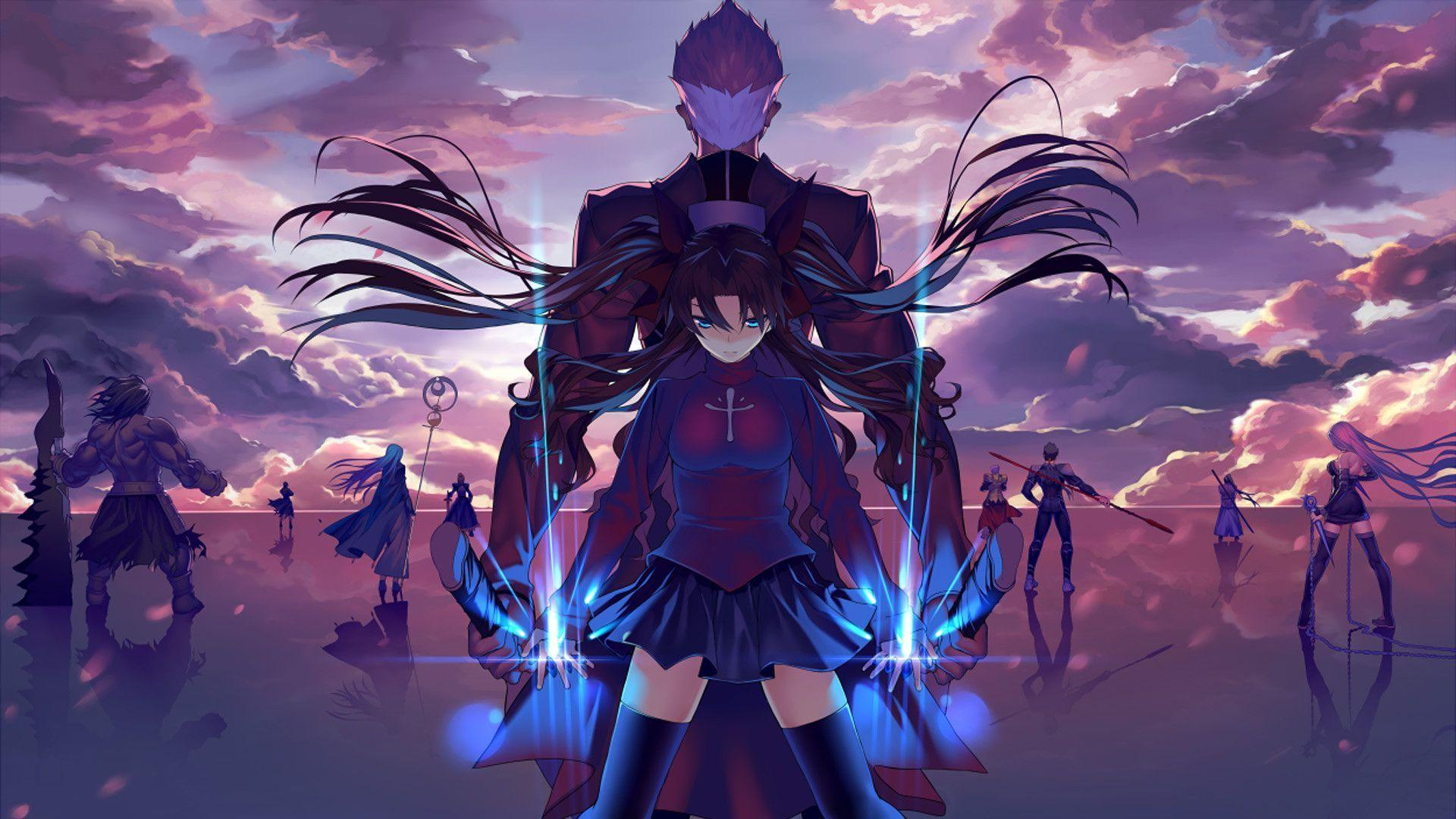 Fatestay Night Anime Wallpapers