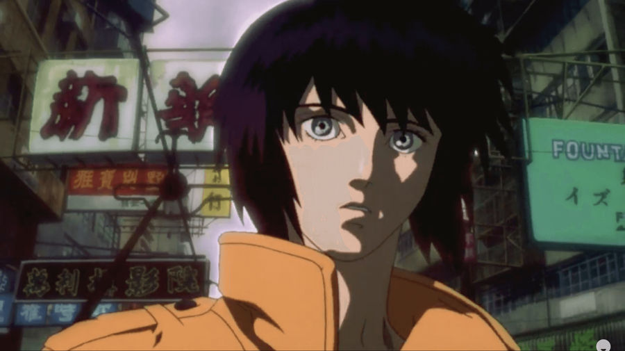 Ghost In A Shell Images