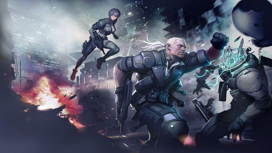 Ghost In The Shell Images Anime