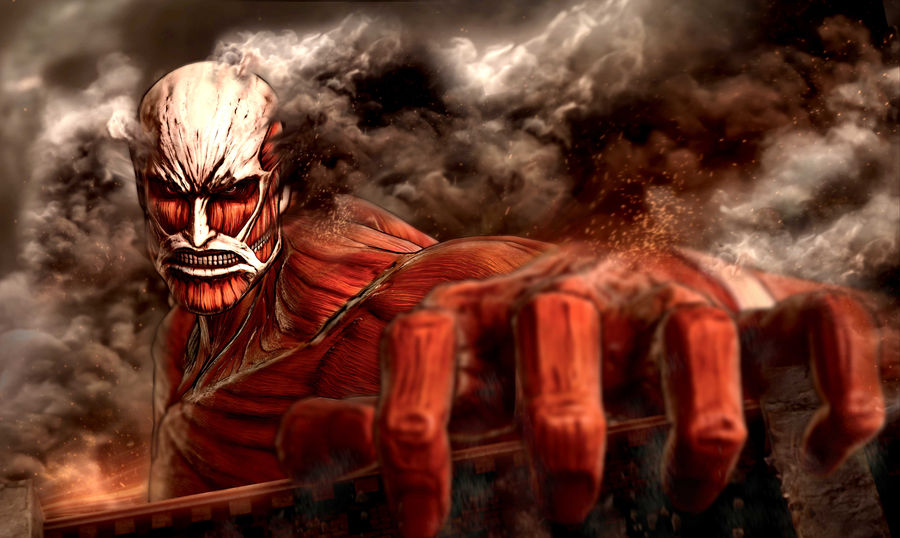Images From Attack On Titan