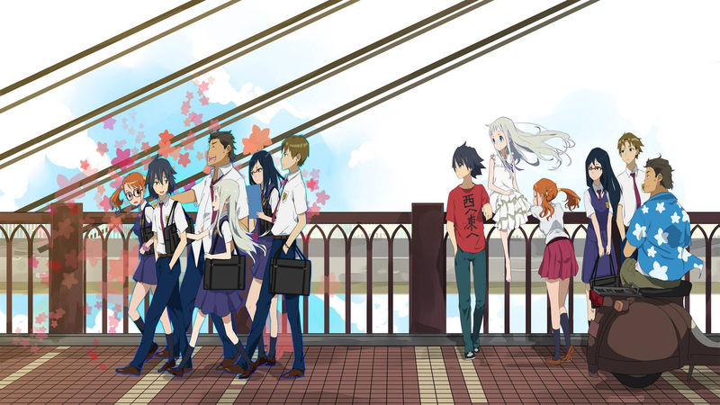 Images Of Anohana