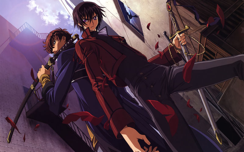 Images Of Code Geass Lelouch