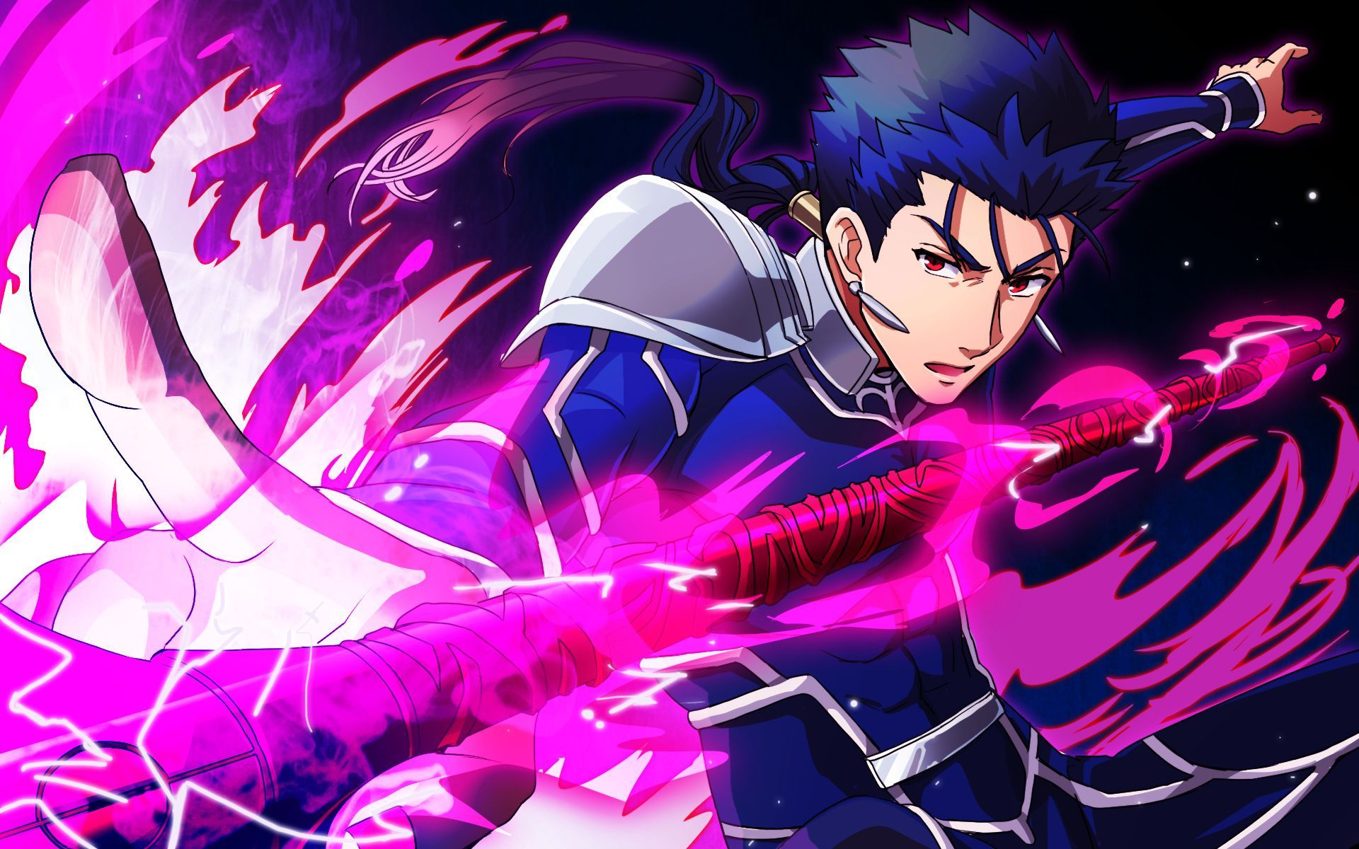 Lancer Fatestay Night Wallpapers