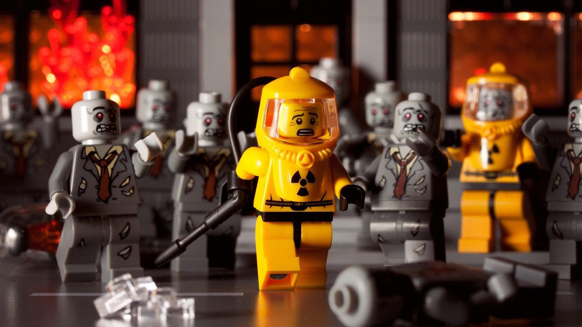Lego Zombies Wallpapers