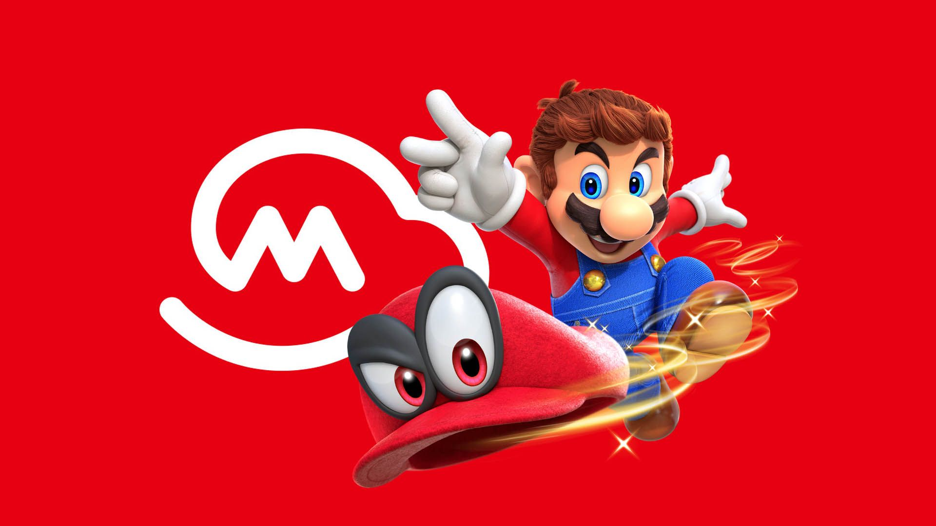 Mario Odyssey Wallpapers