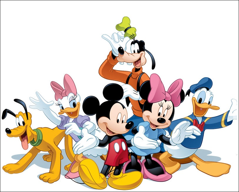 Mickey Mouse And Friends Images