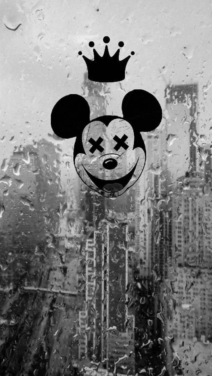 Mickey Mouse Dope Wallpapers