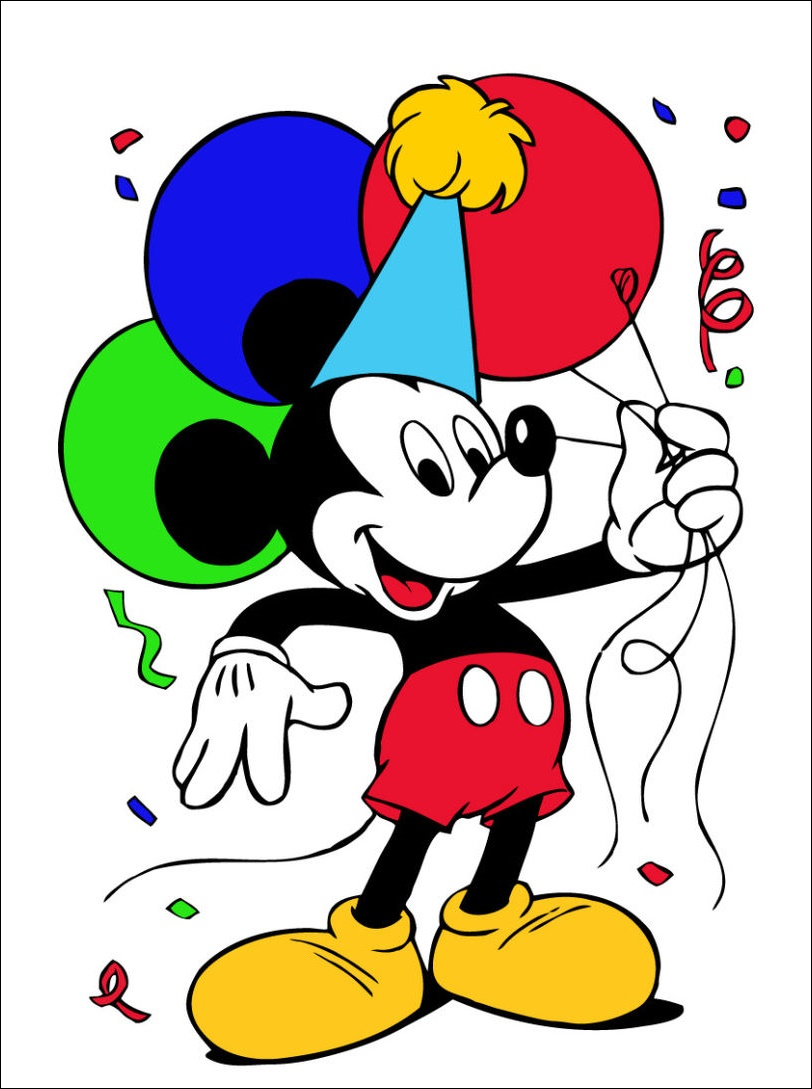 Mickey Mouse Images Balloon