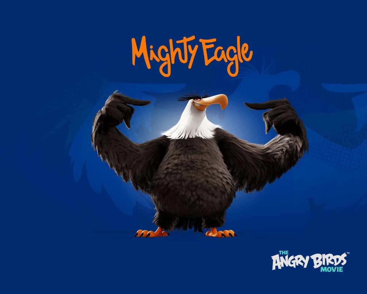 Mighty Eagle Wallpapers