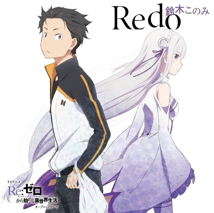 Re Zero Starting Life In Another Wold