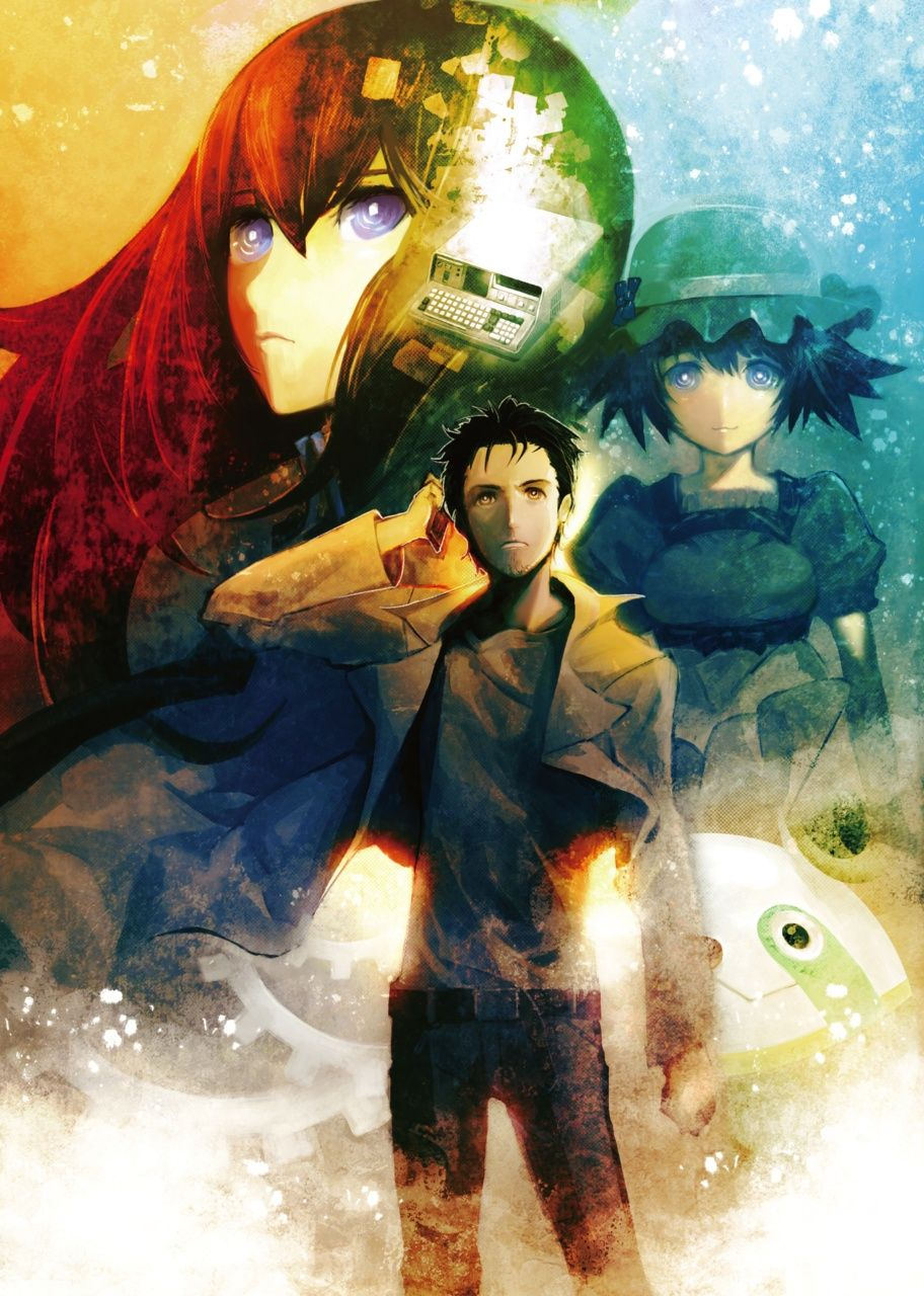Steins Gate 0 Mobile Wallpapers