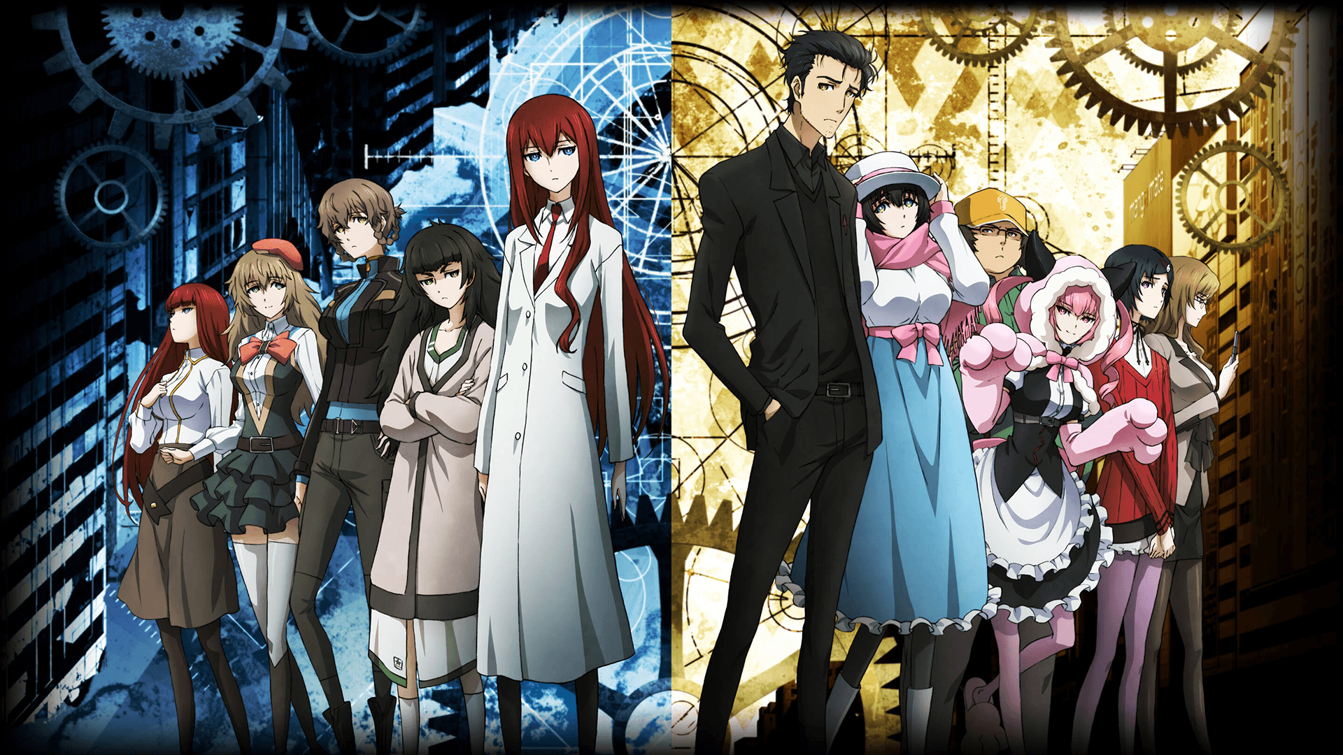Steins Gate 0 Wallpapers