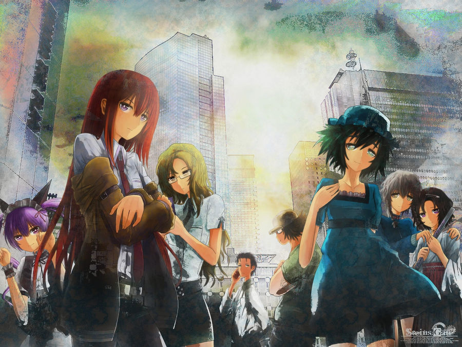 Steins Gate Images