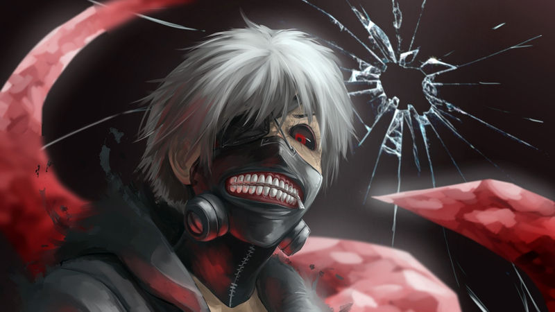 Tokyo Ghoul Images