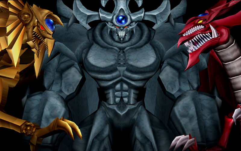 Yu Gi Oh Pictures Of Monsters
