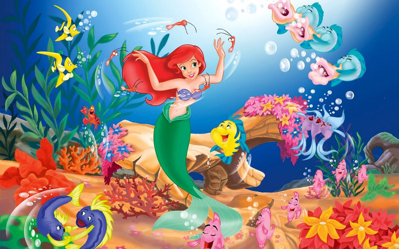 the little mermaid images