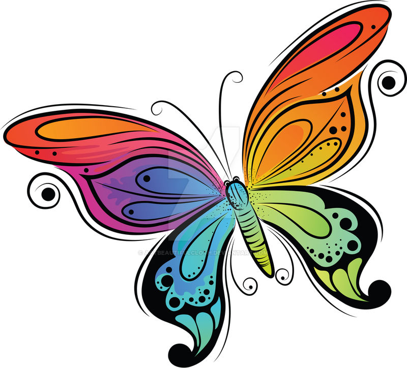 Animated Pictures Of A Butterfly