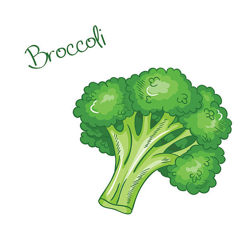 Broccoli Animated Pictures