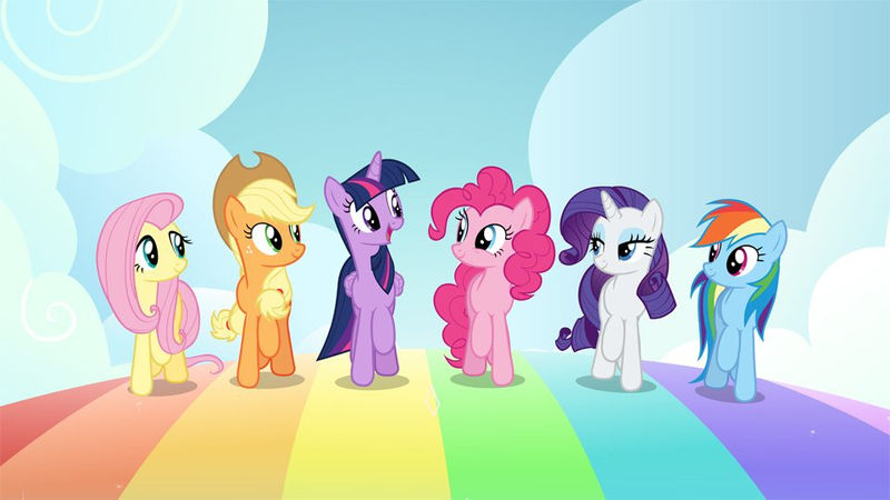 My Little Pony Background Images