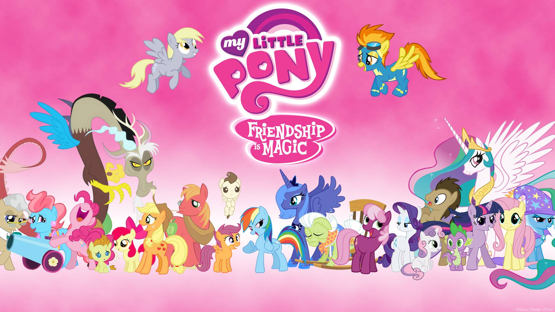 My Little Pony Frienship Is Magic Images