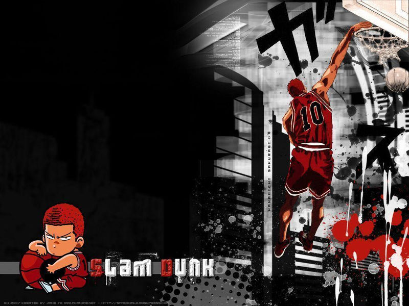 Slam Dunk Basketball Pictures