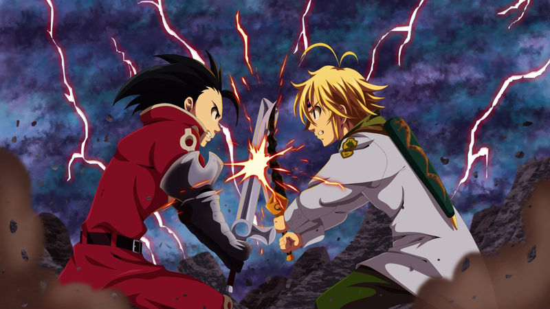 The Seven Deadly Sins Images Hd