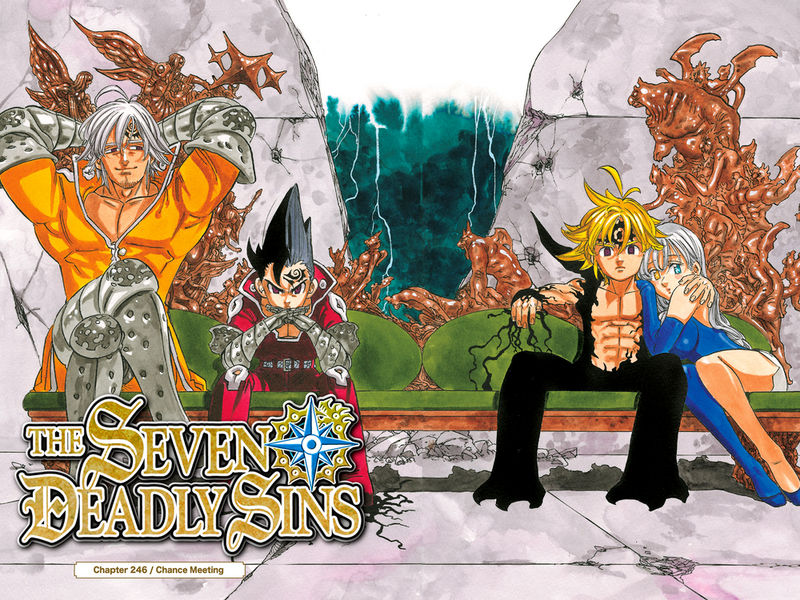 The Seven Deadly Sins Images