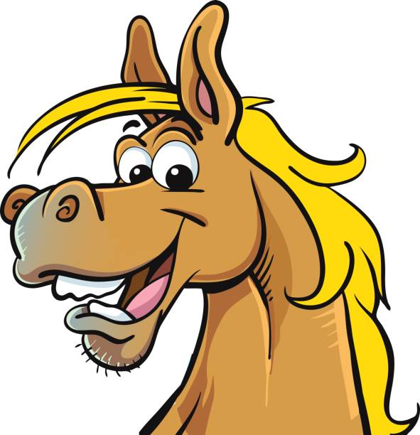 Animated Horse Head Pictures