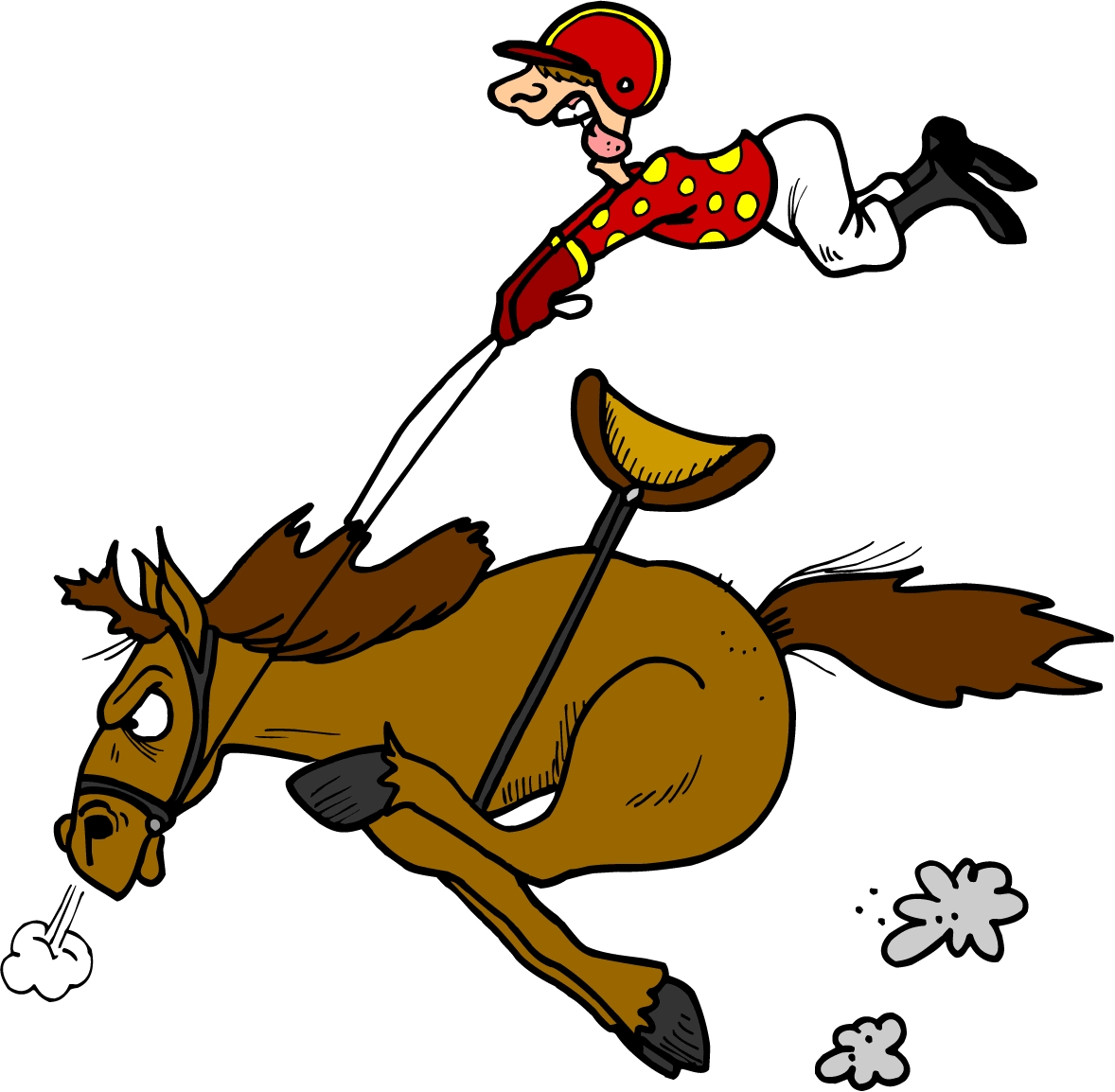 Animated Horse Racing Pictures