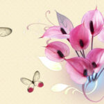 Animated Images Of Lily Flower