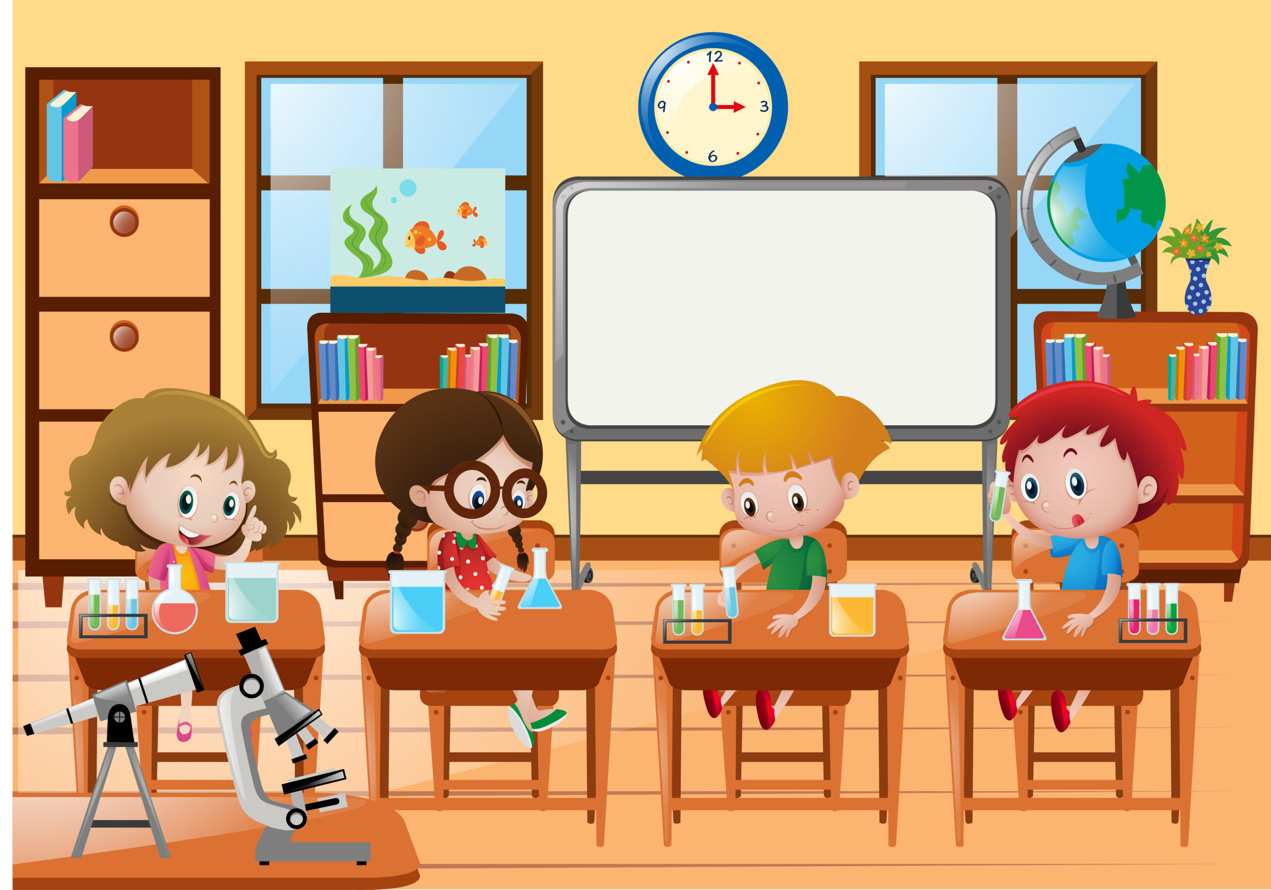 Animated Pictures Of Student