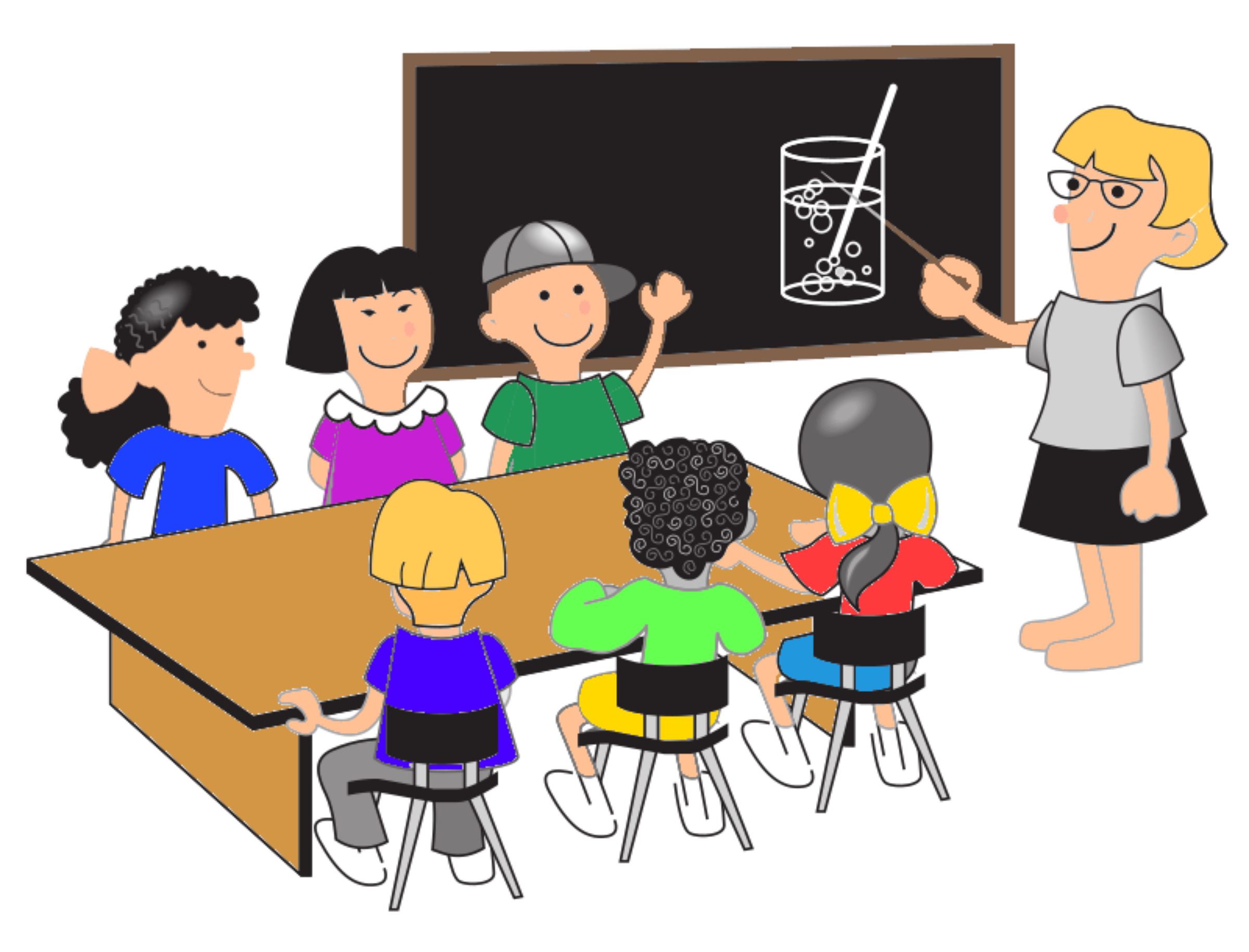 Animated Pictures Of Students