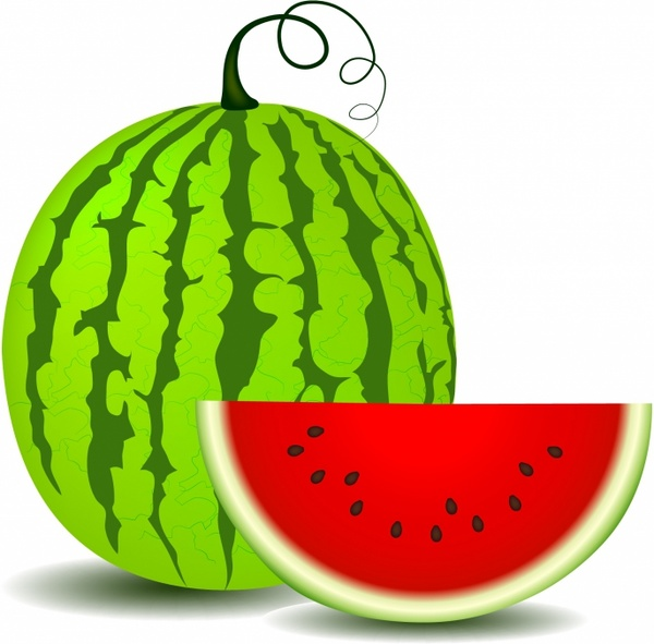 Animated Pictures Of Watermelon